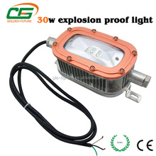 High quality and good package 30 watt 3000 lumens explosion proof lamp