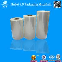 Soft Drink Bottle PVC Shrink Film/Labels For Sleeve Application