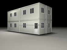 Easy to assemble prefab shipping container home / container house New