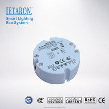 350mA 20W round shape led driver ,led power supply