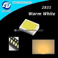Warm White 0.2W SMT SMD DIODE Chip Light Emitting Diode 2835 LED