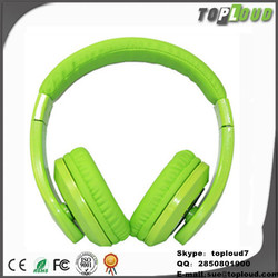 plastic wired warm types of headphone for computer and cell with ce ,rohs