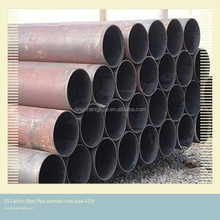 seamless steel pipe and casing for oil and water well