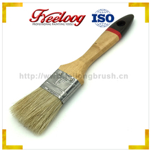 """Economic and durable cover 1-1/2"""" 38mm Poplar wood handle pig hair paint brushes"""