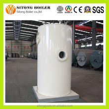 Natural Circulation LSS Series 500 kg Gas Oil Fired Steam Boiler, 500kg Oil Boiler
