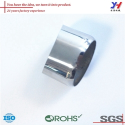 Ts16949 custom fabrication of motorcycle parts,exhaust pipe for motorcycle