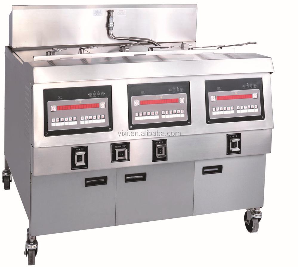Electric Deep Fryer/fast Food Restaurant Equipment