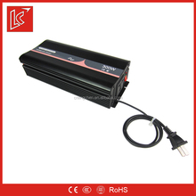 Latest innovative products dc 12v ac 220v power inverter with charger
