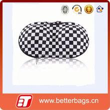 2015 woman storage box wholesale encai fashionable eva bra bag organizer travel lightweight underwear storage bag wholesale