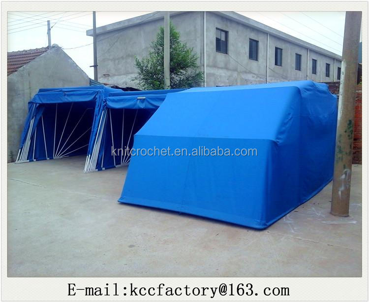 Pop Up Garage : Portable outdoor car garage durable folding parking