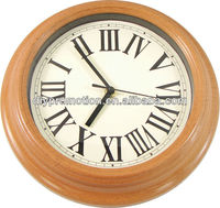 Wholesale antique plastic wall clock for grandfather clock azan clock
