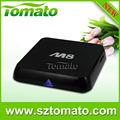 Quad core octo- núcleo mali- 450 gpu de internet tv receptor caja de internet google android mini pc tv box