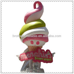 Ice Cream Giant Advertising Inflatable