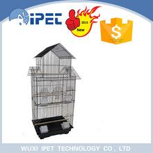 Ipet Hot Sell Cheap Steel Wire Mesh Decorative Bird Breeding Carrier