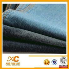100% cotton denim fabric stocklot with low price