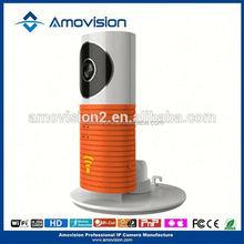 Indoor mini wireless wireless wired ip camera camera ip wifi p2p cheap 720p wireless p2p ip camera 3g (QF401)