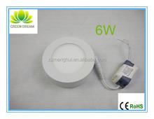 Factory price 6w solar panel for led light 4w 6w 9w 12w 15w 18w 20w 24w