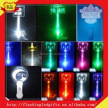 New Products 2015 Magic Fairy Stick Wedding Gift China Supplier acrylic Magic Fairy Stick colorful led lighting stick