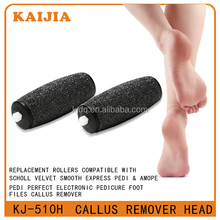 Replacement Rollers Compatible with Scholl Velvet Smooth Express Pedi & Amope Pedi Perfect Electronic Pedicure Foot Files