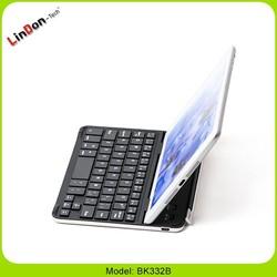 Bluetooth keyboard smart cover for ipad mini, Bluetooth cover case ipad mini