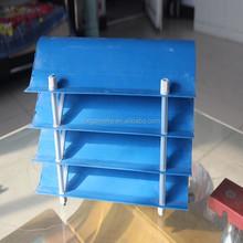 piece drift eliminator, drift eliminator for mechanical ventilation cooling tower, good closed water effect drift eliminator