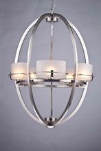 New design high quality 5 lights hand blown pendant&chandlier lamp