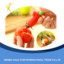 Wholesale mini conveinient magic tomato and strawberry corer