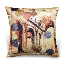 original creative design unique decorative cushion