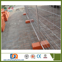 Anping factory provide Australia standard temporary fence