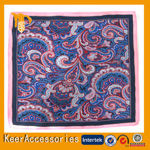 2015 Fashion New design square scarf silk