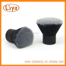 Best seller private label on handle Kabuki makeup brush with nylon hair