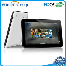 10,1 polegadas A20 Dual Core Tablet PC Android 4.2 Download Jogos Câmeras duplo DDR3 1GB RAM 8GB ROM