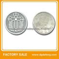 Cruz de la moneda, moneda antigua, religiosas monedas de plata
