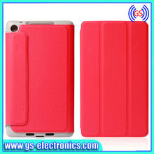 Leather Stand Flip Case Cover For New Google Nexus 7 2