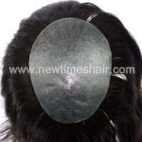 super thin skin V-looped fashion asian hair pieces