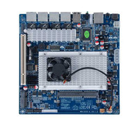 Firewall Router Mainboard Intel Atom D2550 4LAN Thin Micro ITX Motherboard