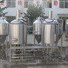 300L micro beer brewing system stainless steel beer tank manhole