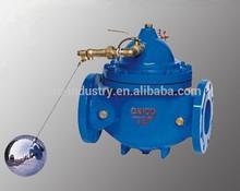 diafragma de mando a distancia de bola válvula de flotador