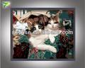 famosas pinturas de animais para o hotel