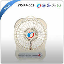 5V 3 Speeds Rechargeable Fan Ventilador Recargable for Outdoor Activities As Camping