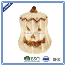 fashion low price good quality newest design SANDSTONE Light-up halloween pumpkin decoration