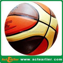 size 7 hot sale pvc basketball