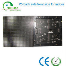 Professional SMD 3 in 1 P5 Module (320 x 160 mm) New design LED display module indoor full color LED display module 40000 Pixel