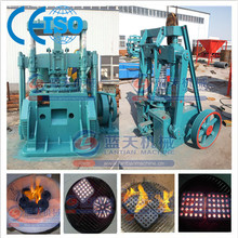 ISO approved coking coal briquette making machine