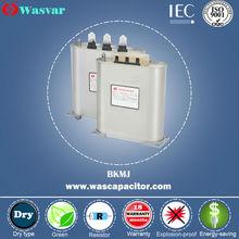 reactive power compensation 450V 30kvar power capacitor