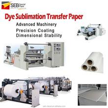 75gsm 95gsm Inkjet printing heat sublimation transfer paper