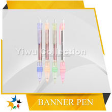 banner pen,logo flyer pen,cartoon ballpoint pen