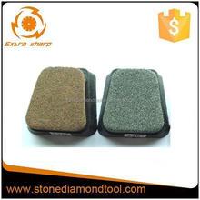 Resin-diamond Bonding Frankfurt Grinding Brick for Marble