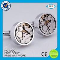 Wholesale Mechanical Cufflinks, Watch Movement Cufflinks