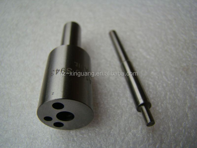 la boquilla common rail diesel inyector de combustible de la boquilla